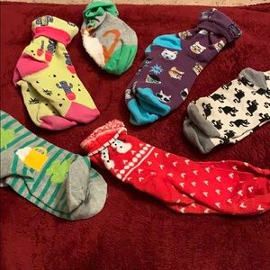 Accessories - Festive women's socks